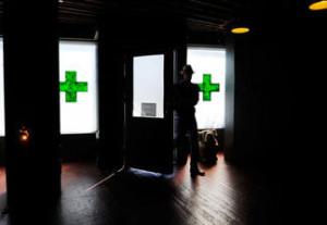 dispensary shut down