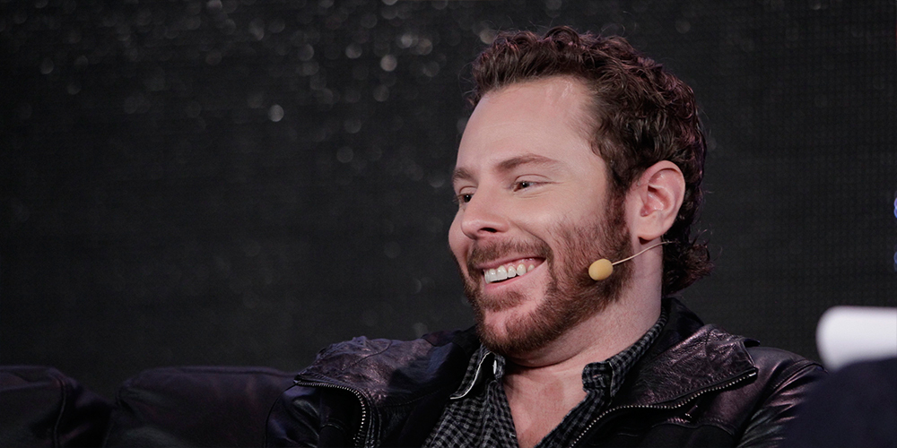 Tech billionaire Sean Parker is leading the legalization push in California